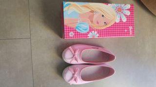 zapatillas barbie niña