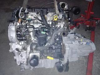 motor citroen c5 RHZ 2.0HDI 109CV