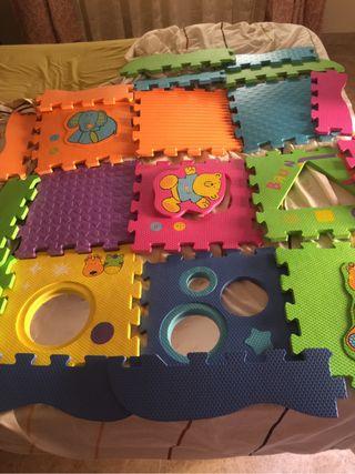 Puzlle infantil estimulacion juguete