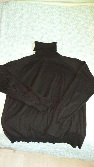 Jersey negro corte ingles