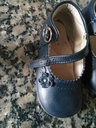 zapatos marinos numero 23