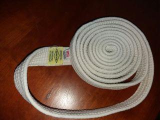 cinturon Judo