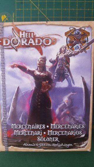 Miniaturas Hell Dorado