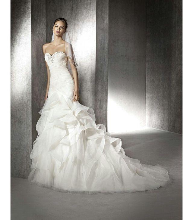 vestido de novia san patrick talla 40 de segunda mano por 730 € en