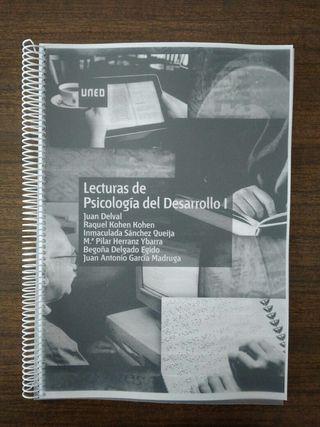 Lecturas Psicología desarrollo I UNED