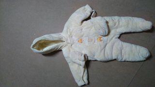 Buzo bebe invierno Prenatal