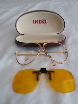 Gafas para graduar,caballero, INDO. SIN ESTRENAR