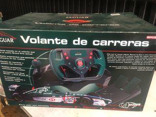 VOLANTE DE CARRERAS CONSOLAS