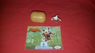 Figura Kinder Sorpresa Shifu Kung Fu Panda