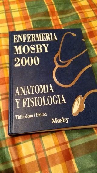Anatomía y Fisiología. Enciclopedia de enfermería.