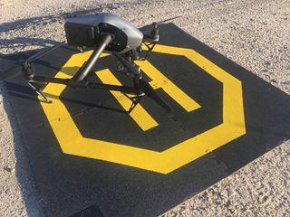 Helipuerto Drone