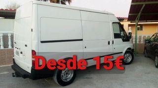 portes mudanzas 696394827 (desde 15€)