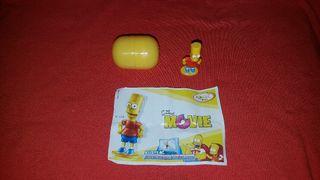 Figura Kinder Sorpresa Bart Simpsons