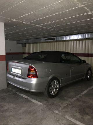 Opel Astra 2002 cabrio Bertone
