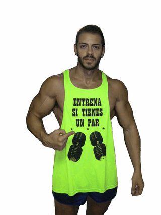 Camisetas Culturismo Pantera