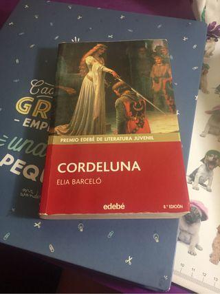 Libro Cordeluna de Elia Barceló