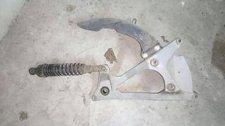 Basculante y amortiguador honda dylan 125