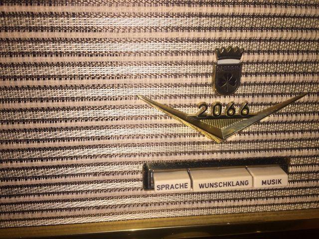 Radios antigua