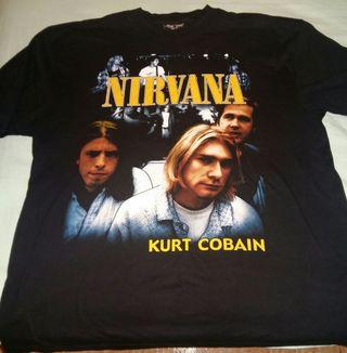 NIRVANA - Camiseta