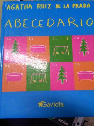 Libro abecedario