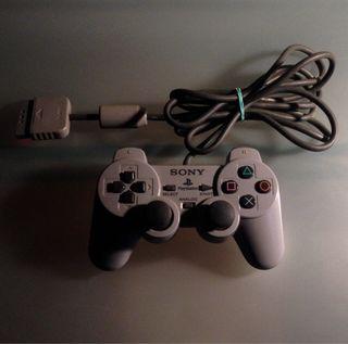 Dos mandos PlayStation Dualschock