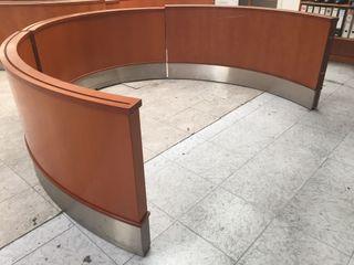 Mobiliario oficina comercial