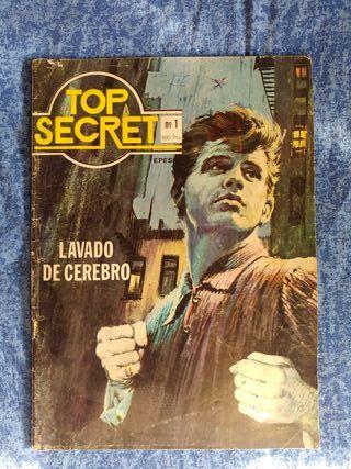 Comic Top Secret n° 1