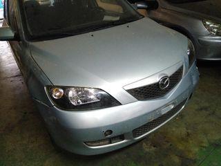 despiece Mazda 2