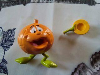 Ruperta muñeco pvc
