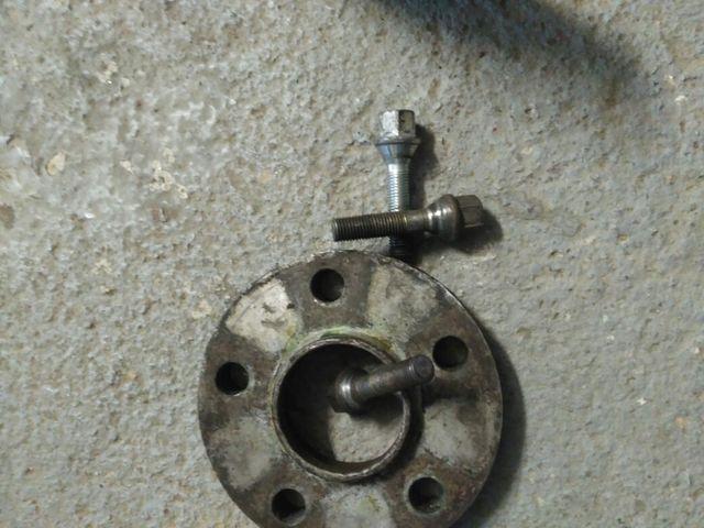 separadores de rueda opel