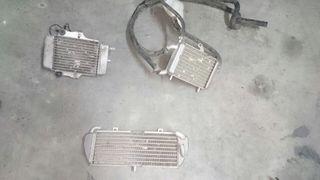 Radiadores para moto 49cc y 125cc