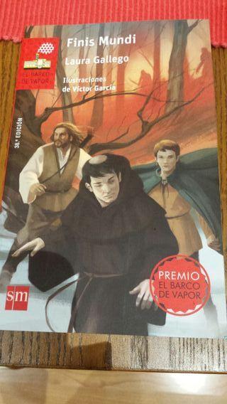 Libro lectura para alumnos ESO.