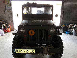 jeep mahindra cj340