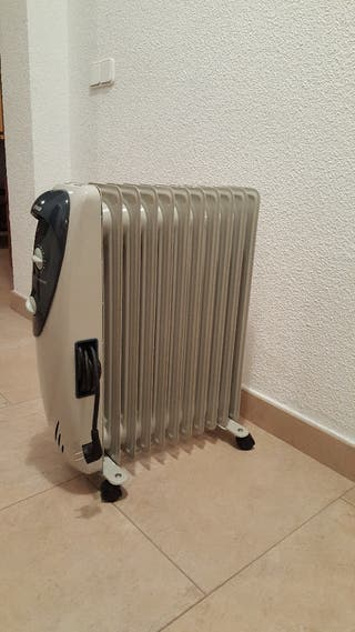radiador eléctrico aceite ufesa