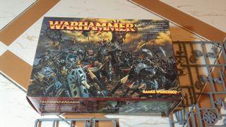 Regimiento Guerreros Caos Warhammer
