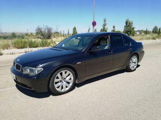 BMW 730d automático