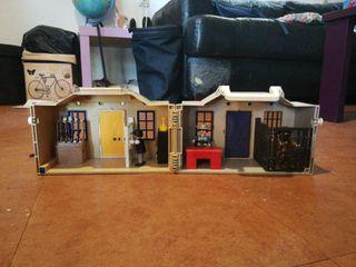 Banco maletín Playmobil