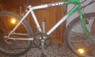 Bicicleta 24 scott