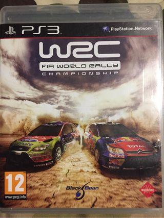World Rally Championship Ps3
