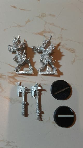 Desangradores de Khorne Warhammer