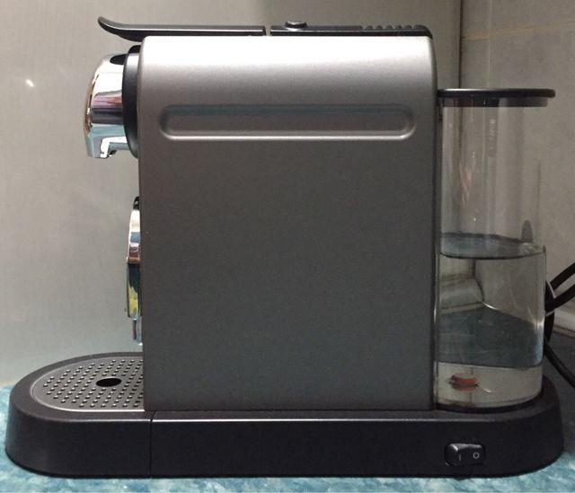 Cafetera Nespresso.