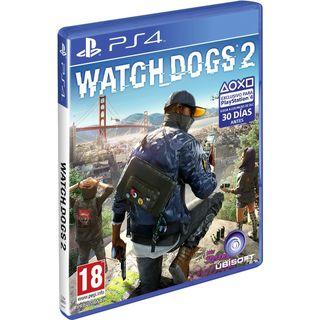 se vende watch dogs 2 perfecto