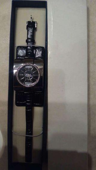 Reloj-pulsera negro