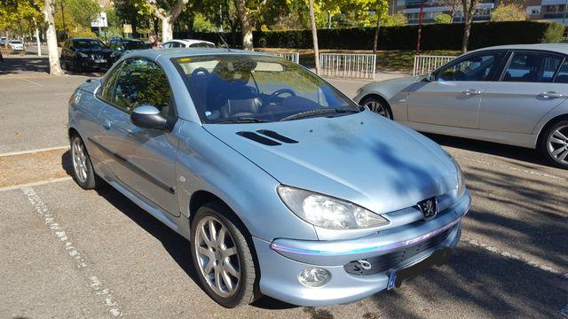 Peugeot 206 2002