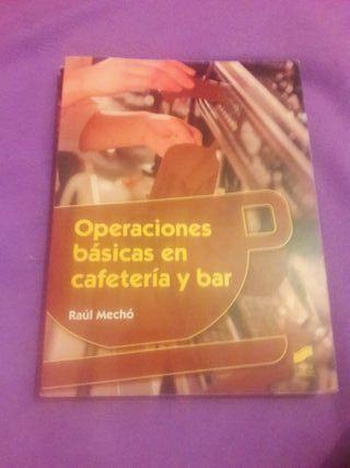 Libro operaciones basicas en cafeteria y bar