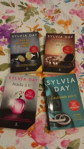 Saga Crossfire Sylvia Day