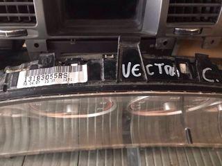 Radio y cuadro Opel Vectra C