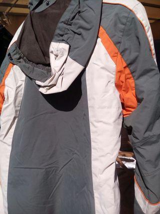 2 Chaquetas abrigo