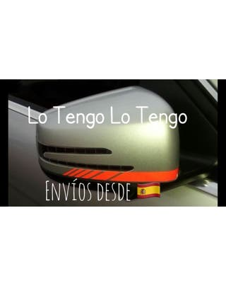 Vinilos/pegatinas Retrovisores AMG Mercedes Benz
