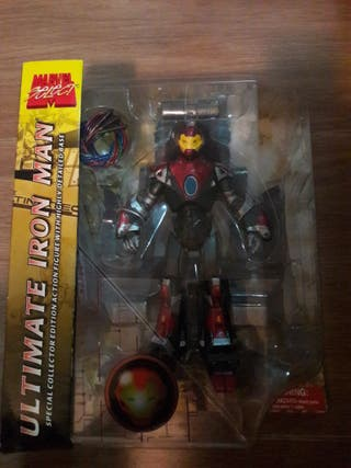 Marvel select Iron man